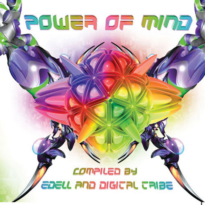 DIGITAL TRIBE/DJ EDELL/VARIOUS - Power Of Mind (By Digital Tribe & DJ Edell)