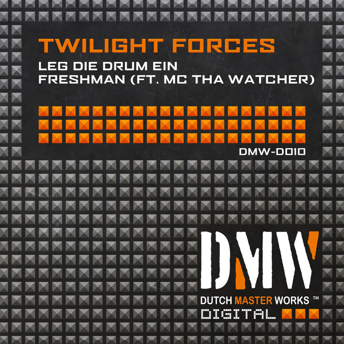 TWILIGHT FORCES - Leg Die Drum Ein