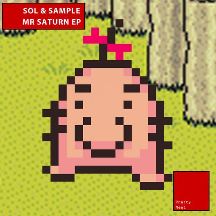 SOL & SAMPLE - Mr Saturn EP