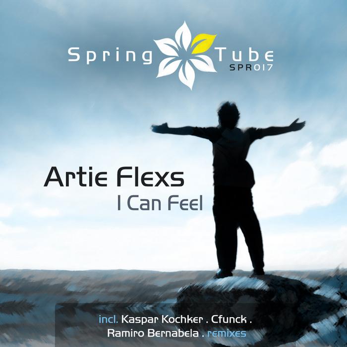 FLEXS, Artie - I Can Feel
