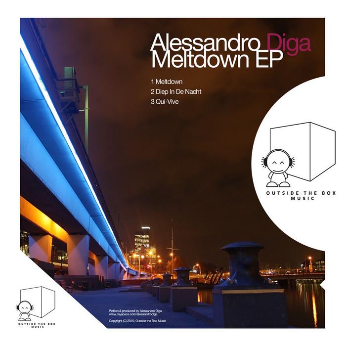 DIGA, Alessandro - Waterproof EP