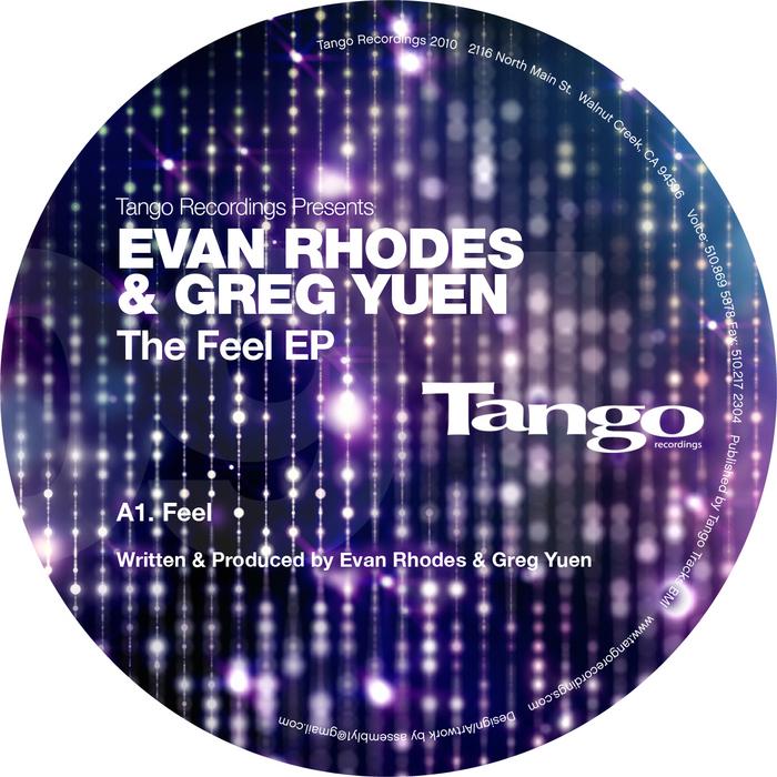 RHODES, Evan/GREG YUEN - The Feel EP