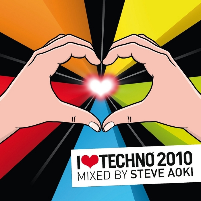 VARIOUS - I Love Techno 2010