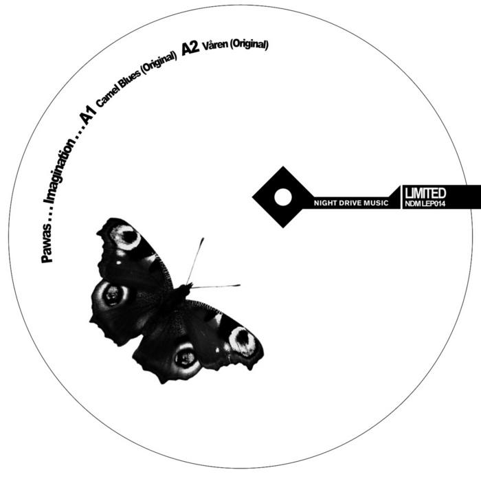 PAWAS/MATTHIAS KEUL - Imagination EP