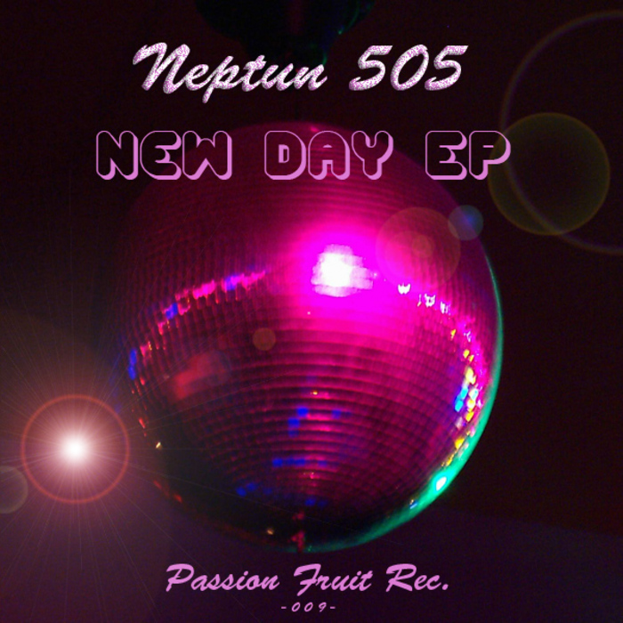 NEPTUN 505 - New Day EP