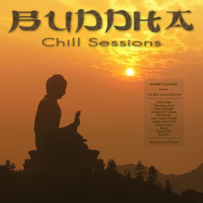 VARIOUS - Buddha Chill Sessions: The Bar Lounge Edition Vol 1
