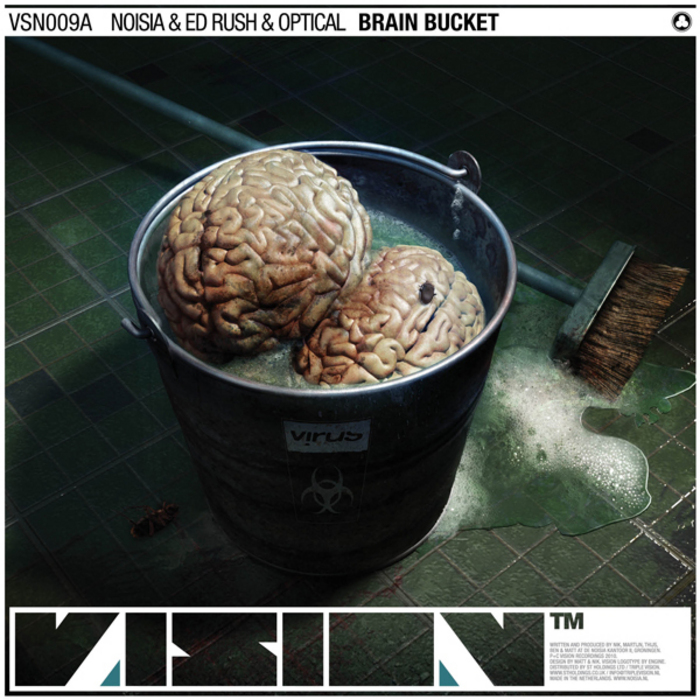 NOISIA/ED RUSH/OPTICAL/SPOR - Brain Bucket