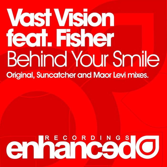 VAST VISION feat FISHER - Behind Your Smile