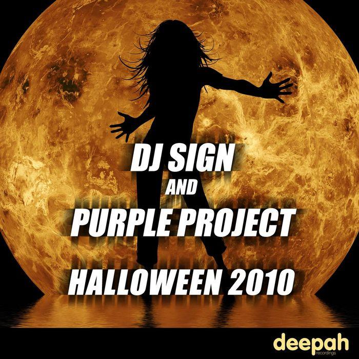 DJ SIGN/PURPLE PROJECT - Halloween 2010