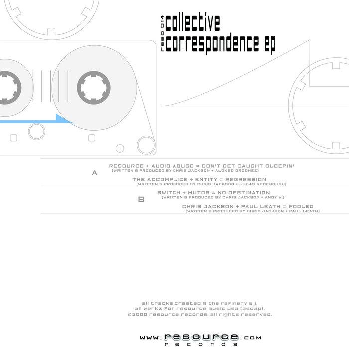 JACKSON, Chris/ALONSO ORDONEZ/MUTOR/EBE/PAUL LEATH - Collective Correspondence