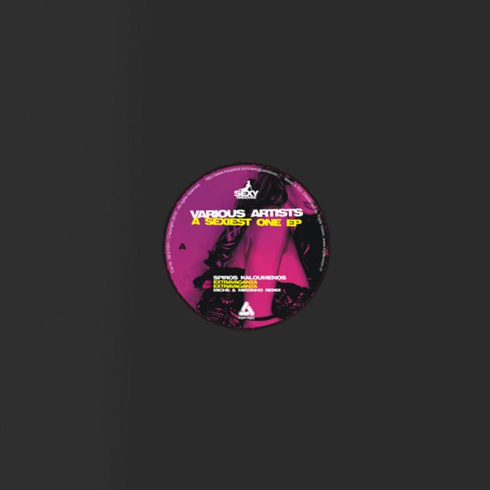 SPIROS KALOUMENOS/DJ CRISTIAO - A Sexiest One EP