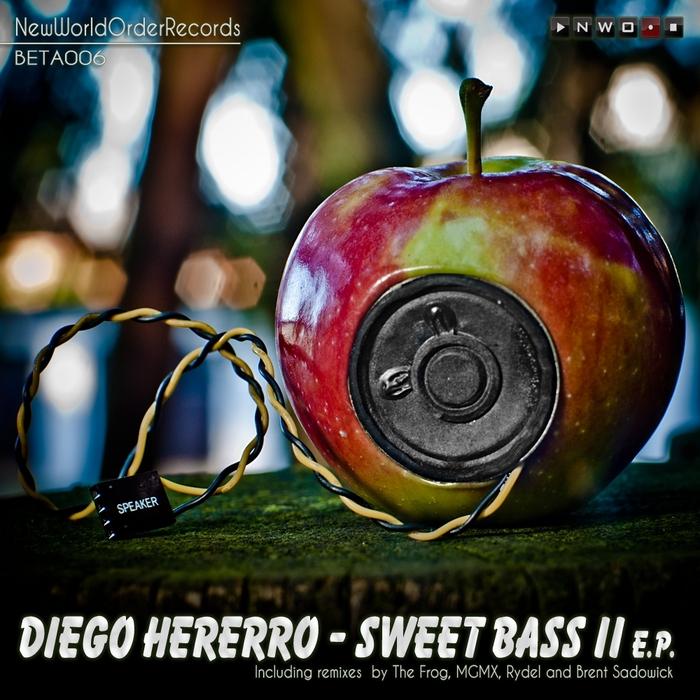 HERRERO, Diego - Sweet Bass II EP