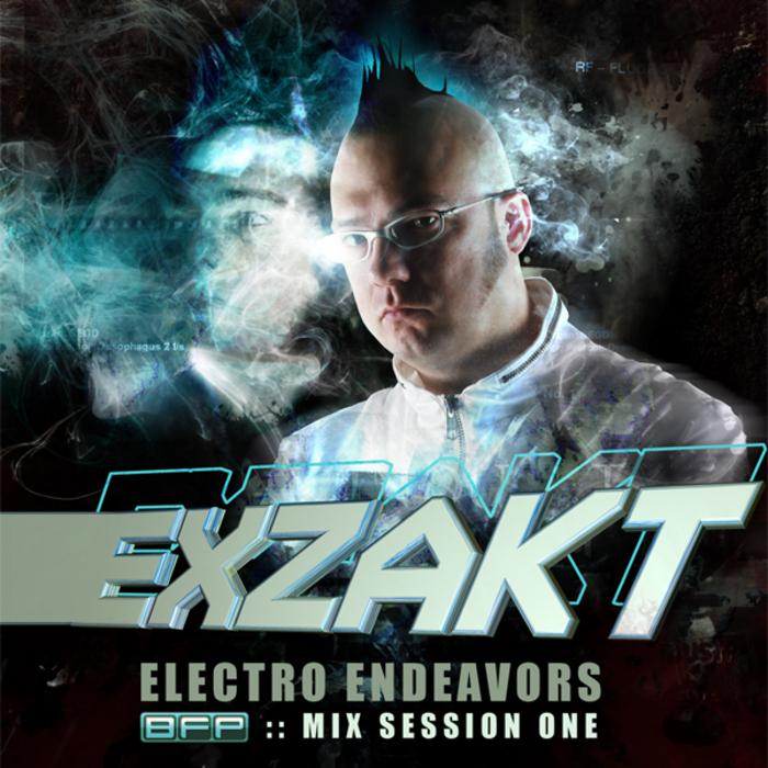 EXZAKT/VARIOUS - Electro Endeavors Unmixed Session One (unmixed tracks)
