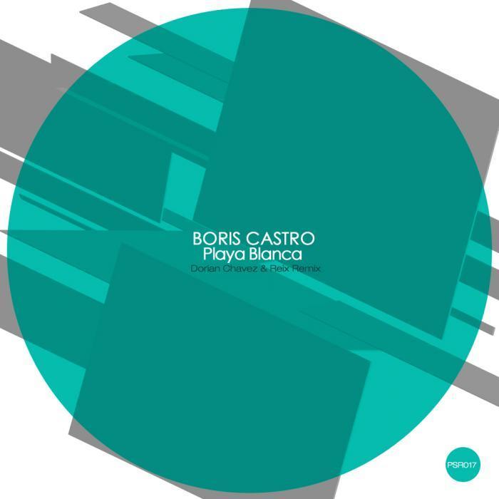 CASTRO, Boris - Playa Blanca