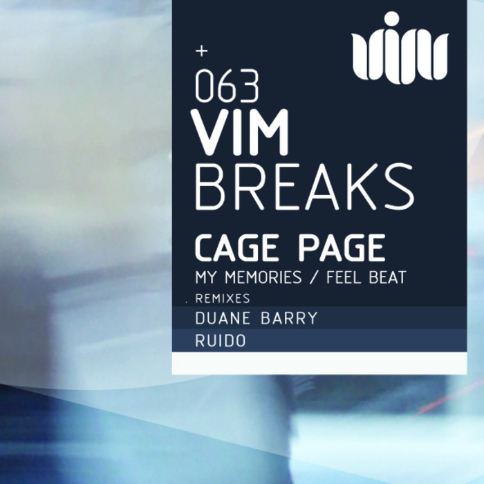 CAGE PAGE - My Memories