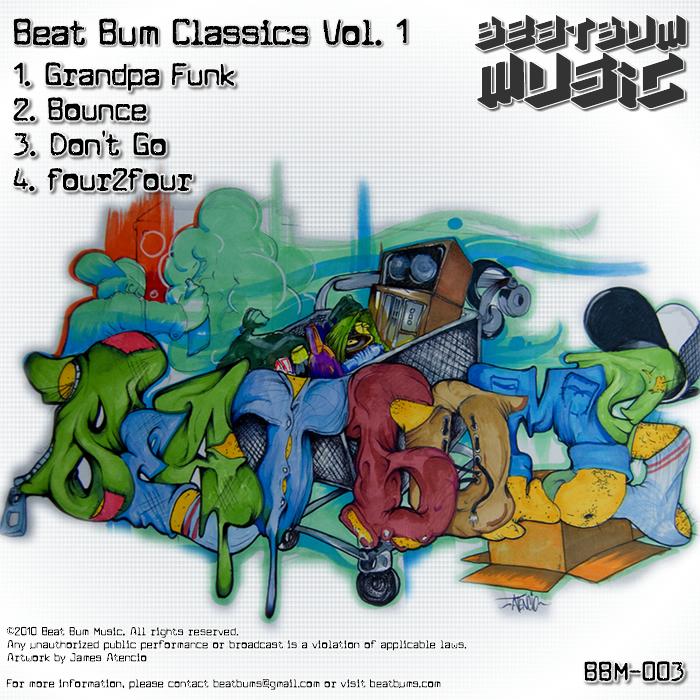 ARTURO GARCES/EBE - Beat Bum Classics Vol 1