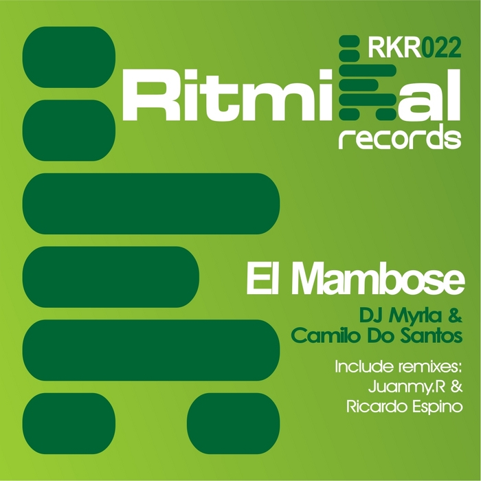 DJ MYRLA/CAMILO DO SANTOS - El Mambose