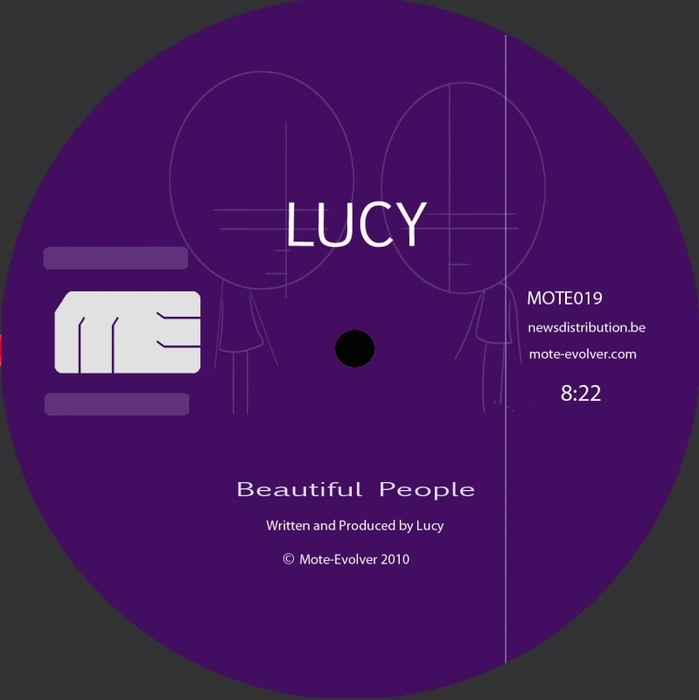 LUCY - Beautiful People