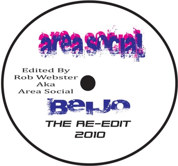 AREA SOCIAL - Beijo (The Re-edit 2010)