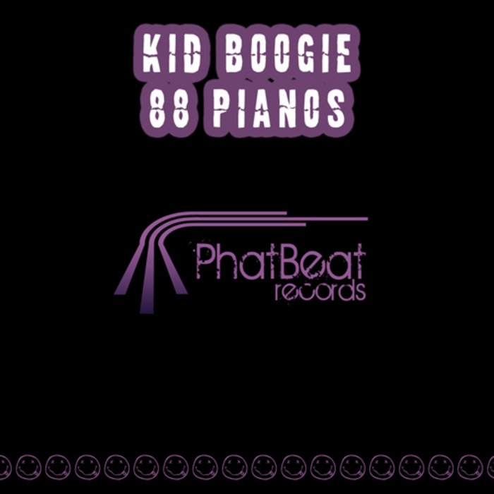 KID BOOGIE - 88 Pianos