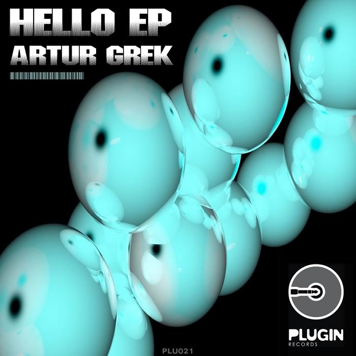 GREK, Artur - Hello EP