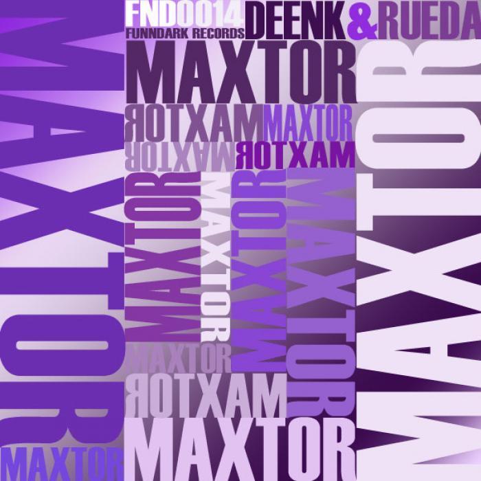DEENK/RUEDA - Maxtor EP