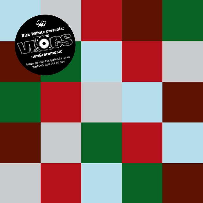 WILHITE, Rick/VARIOUS - Vibes New & Rare Music