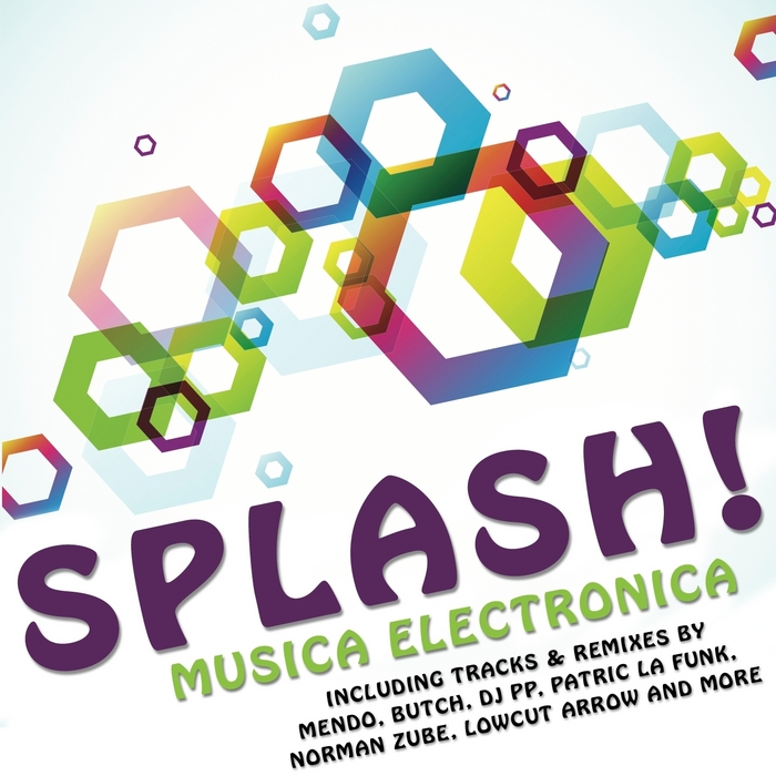 DEEP TOUCHED/VARIOUS - Splash! (Musica Electronica Presented By Deep Touched) (unmixed tracks)