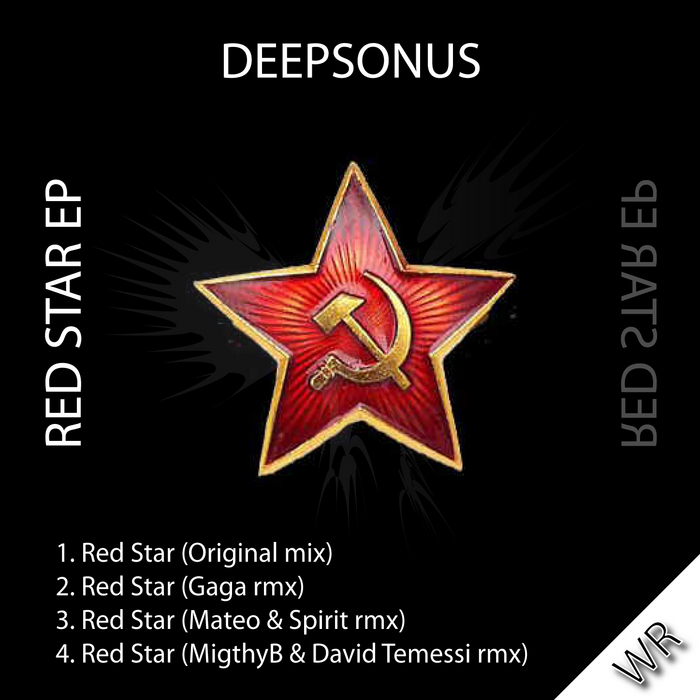 DEEPSONUS - Red Star EP