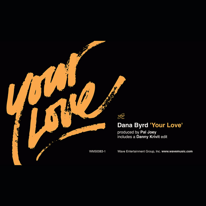 BYRD, Dana - Your Love