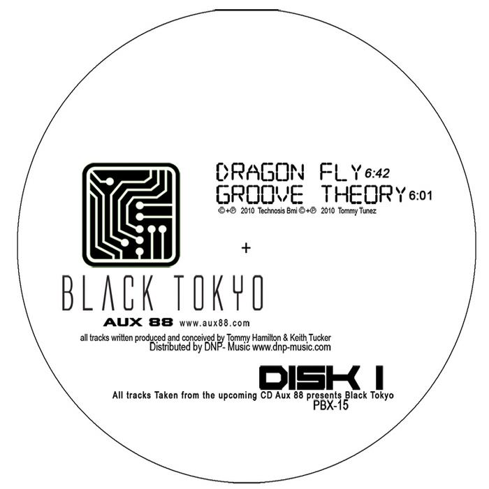AUX 88 feat BLACK TOKYO - Dragon Fly