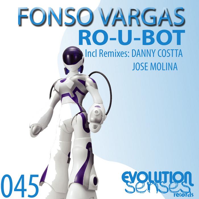 VARGAS, Fonso feat EPISEMUSIC - Ro-U-Bot