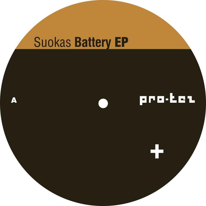 SUOKAS - Battery EP