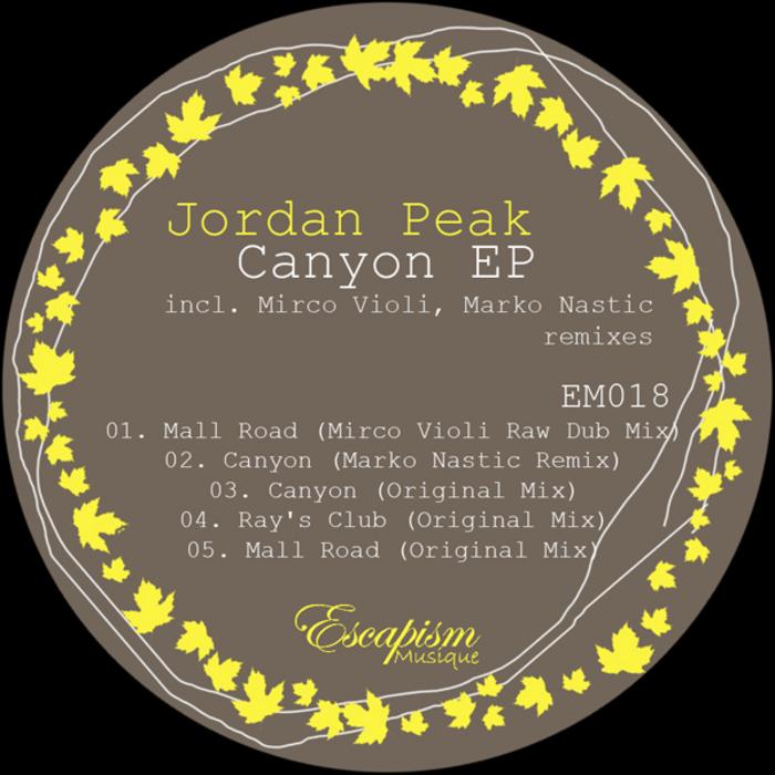 PEAK, Jordan - Canyon EP