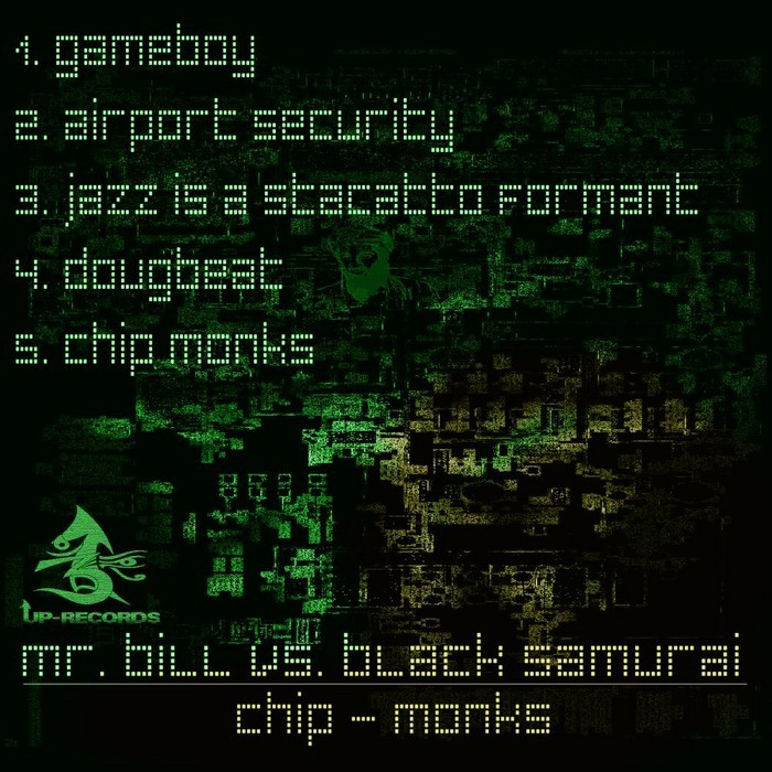 Chipmonks by Mr Bill vs Black Samurai on MP3, WAV, FLAC, AIFF & ALAC