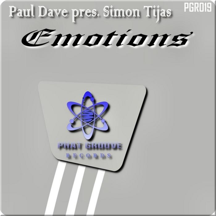DAVE, Paul presents SIMON TIJAS - Emotions