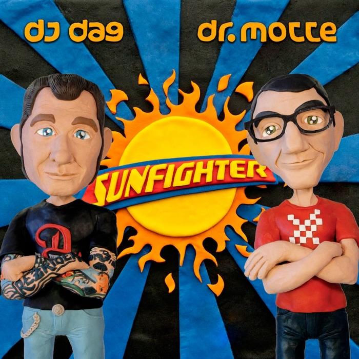 DR MOTTE/DJ DAG - Sunfighter