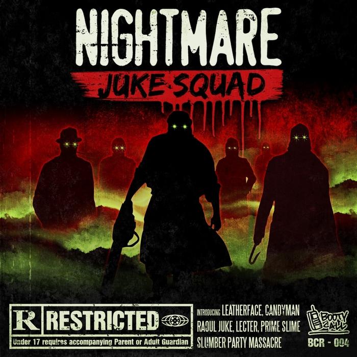 VARIOUS - Nightmare Juke Squad: Rated R