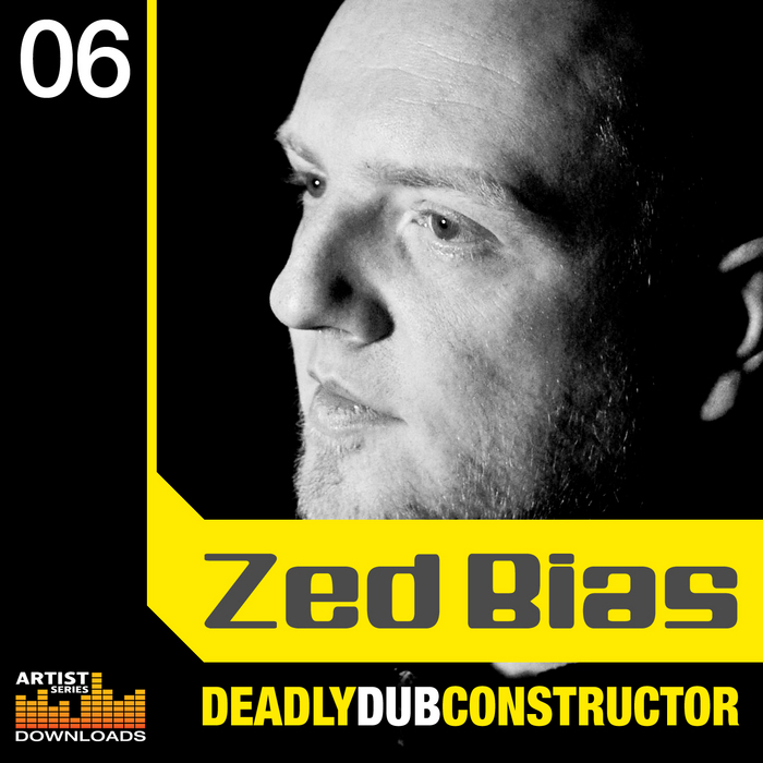 BIAS, Zed - Deadly Dub Constructor (Sample Pack WAV/APPLE/LIVE/REASON)