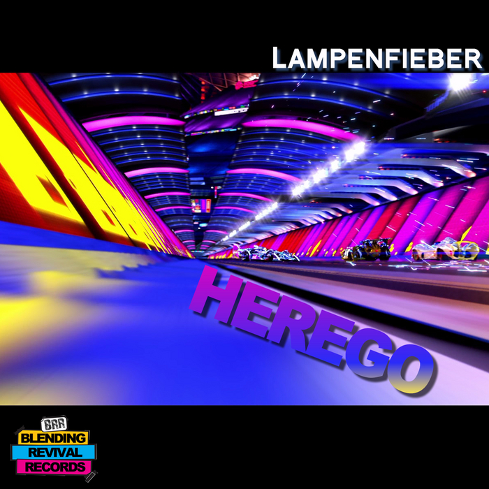LAMPENFIEBER - Here Go EP