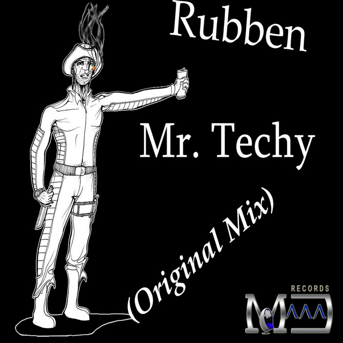 RUBBEN - Mr Techy