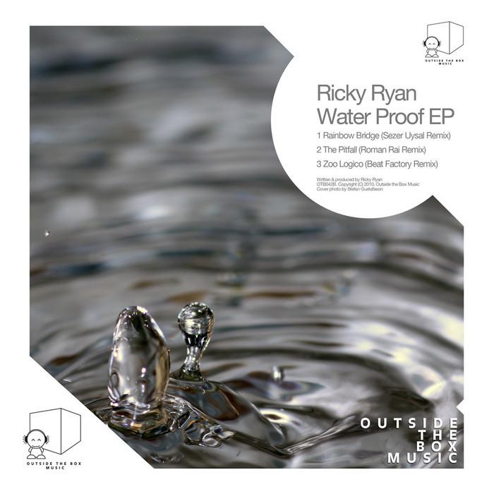 RYAN, Ricky - Water Proof EP (remixes)