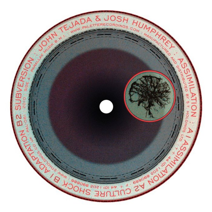 TEJADA, John/JOSH HUMPHREY - Assimilation EP