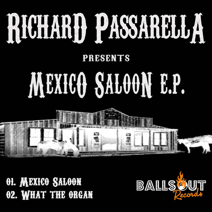 PASSARELLA, Richard - Mexico Saloon