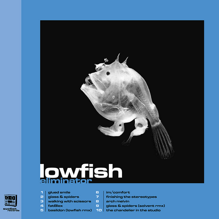 LOWFISH - Eliminator
