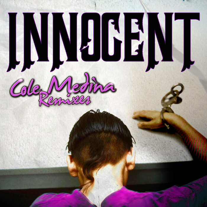 Q BURNS ABSTRACT MESSAGE - Innocent (Cole Medina remixes)