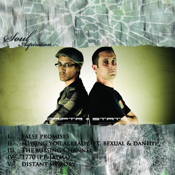 DRIFTA & STATIC - Drifta & Static EP