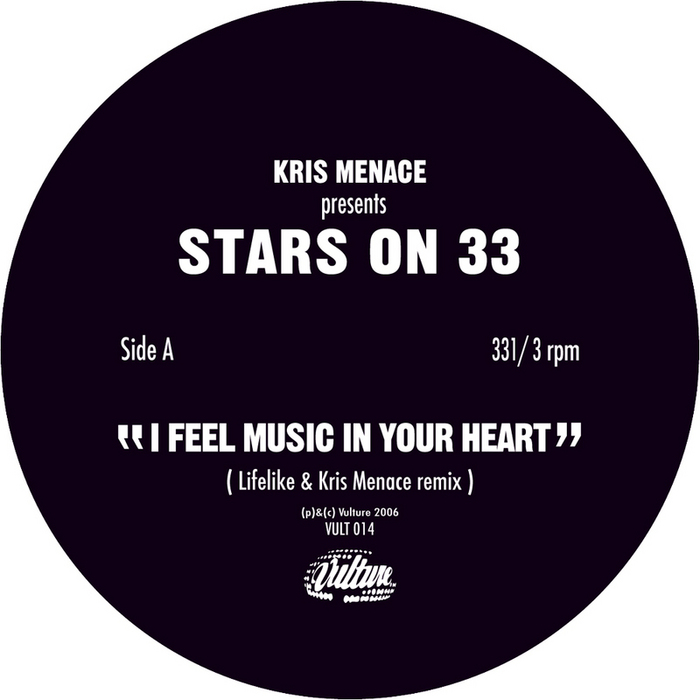 STARS ON 33 - I Feel Music In Your Heart