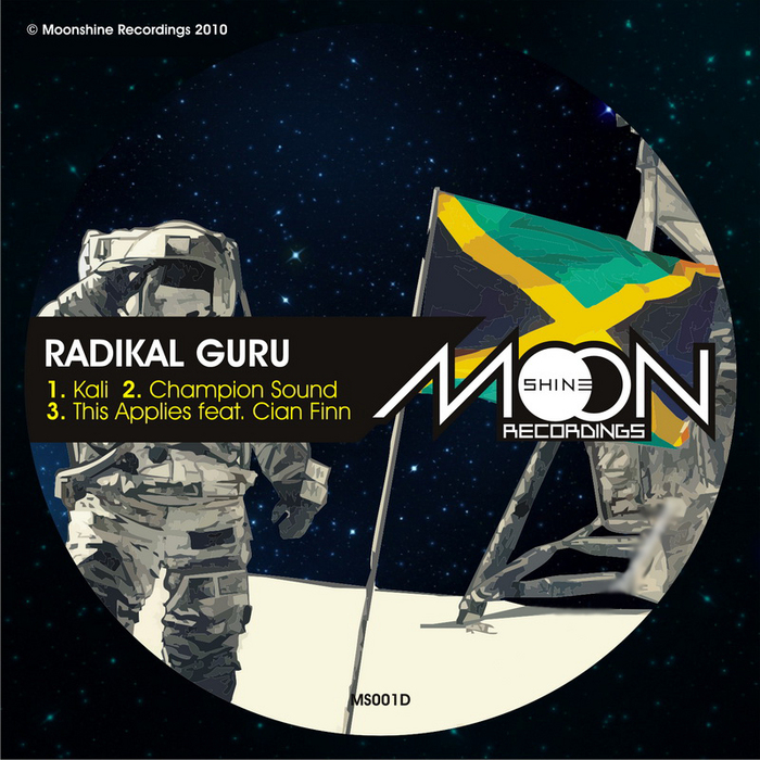 RADIKAL GURU - Kali