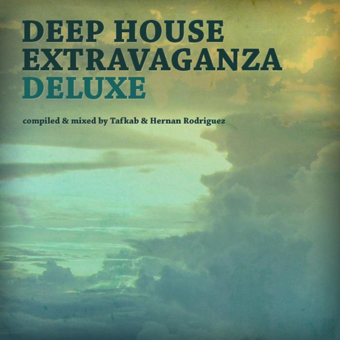 RODGRIGUEZ, Hernan & DJ TAFKAB/VARIOUS - Deep House Extravaganza Deluxe (unmixed tracks)